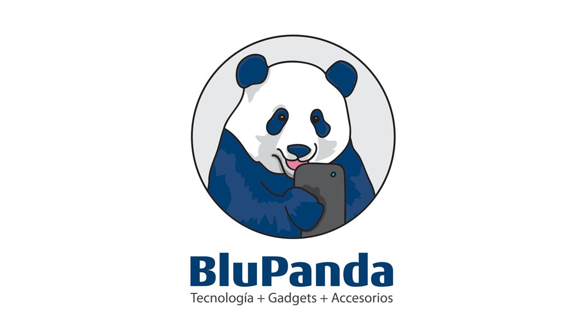 BluPanda Logo