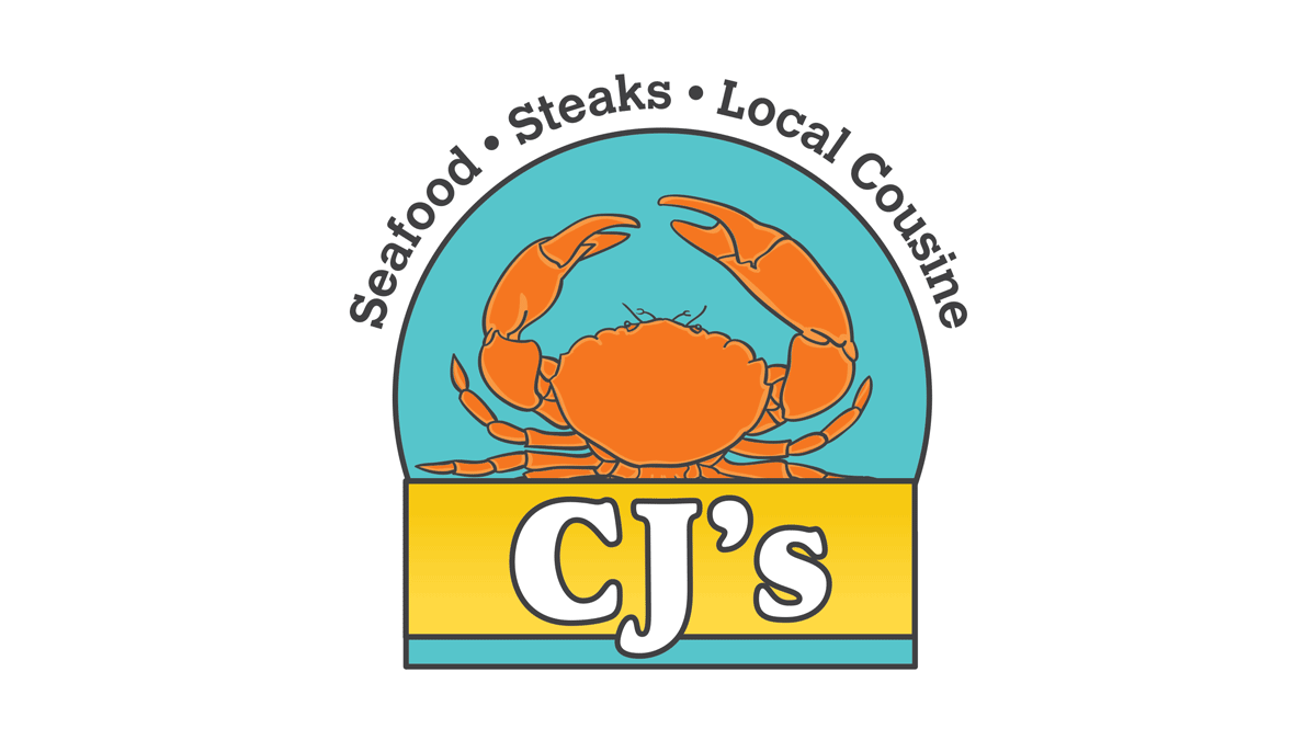 Cj's Seafood Logo