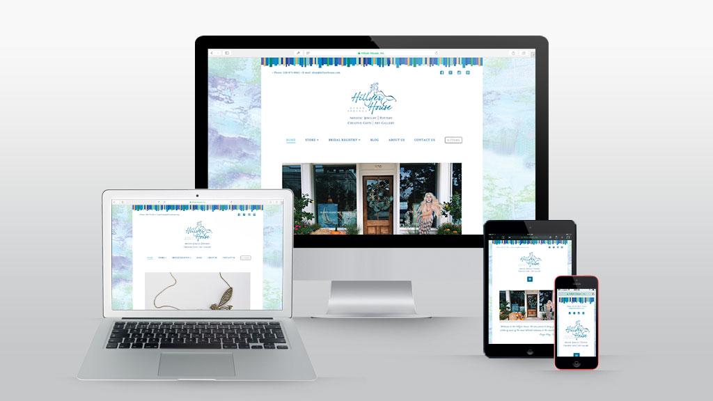Hillyer House Website